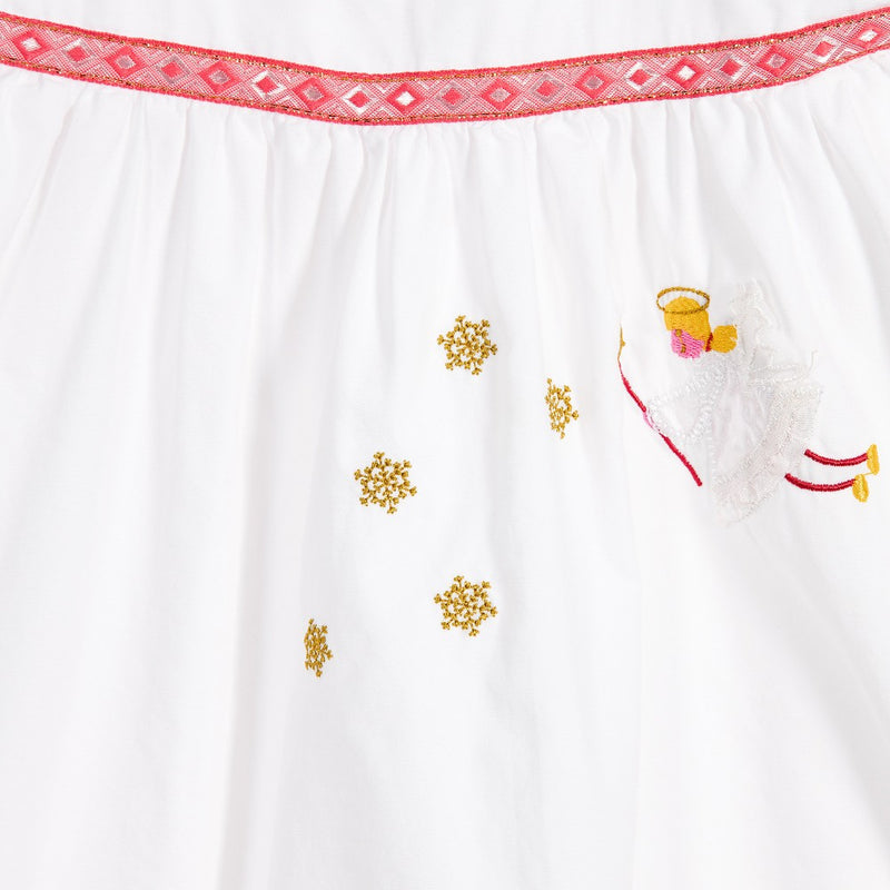 Christmas Angel Night Dress