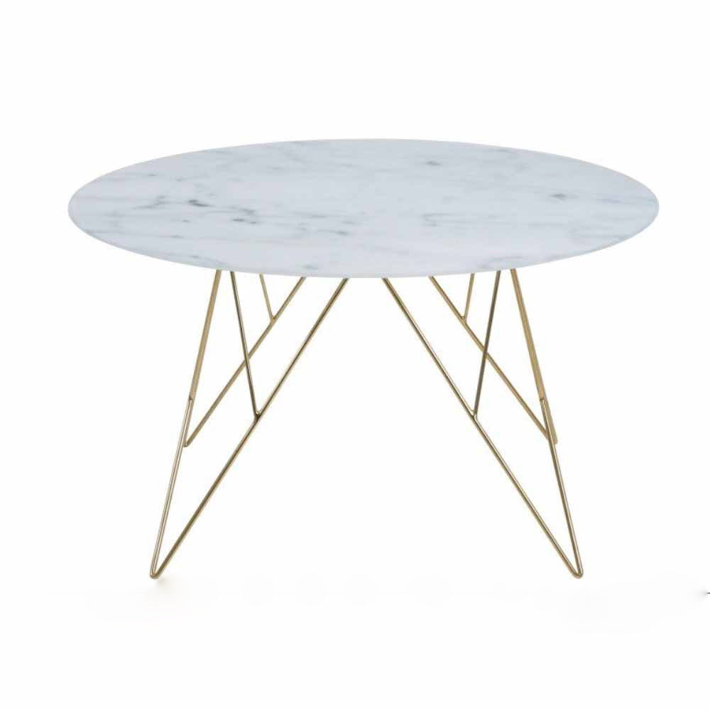 """Primrose"" Cocktail Table, SIF-Style in Form, Putti Fine Furnishings"