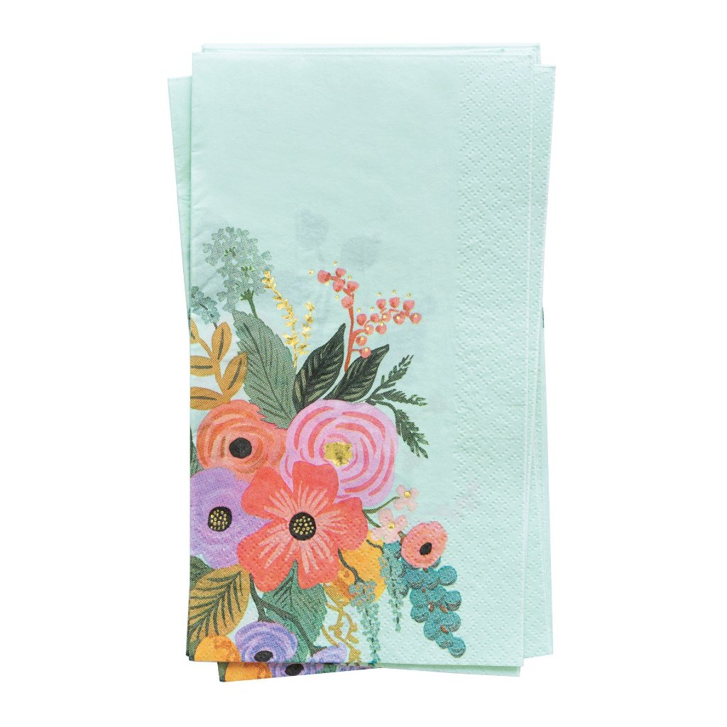 Rifle Paper Co. Garden Party Guest Napkins | Le Petite Putti