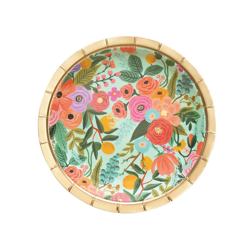 Rifle Paper Co. Garden Party Small Plates | Putti Celebrations Partyware