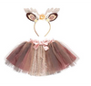 Fawn Tutu and Headband Set