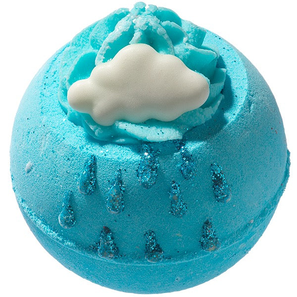Bomb Cosmetics UK Rain Dance Bath Blaster - Le Petite Putti