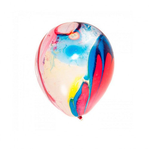 Meri Meri Marble Balloon Kit - Rainbow Colours, MM-Meri Meri UK, Putti Fine Furnishings