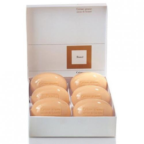 "Rance ""The Great"" Soap - Creme Grasse-Personal Fragrance-RAN-Rance-Gift box - 6 220g Soaps-Putti Fine Furnishings"