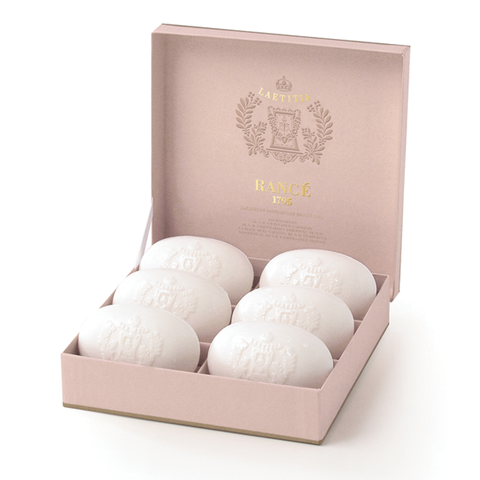 Rance Imperiale Laetitia Soap-Personal Fragrance-RAN-Rance-Gift box - 6 100g Soaps-Putti Fine Furnishings