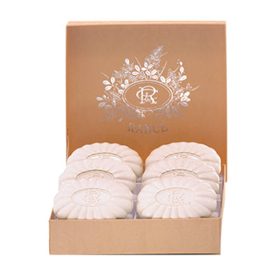 "Rance ""The Beautiful"" Soap - Narcissus-Personal Fragrance-RAN-Rance-Gift box - 6 100g Soaps-Putti Fine Furnishings"