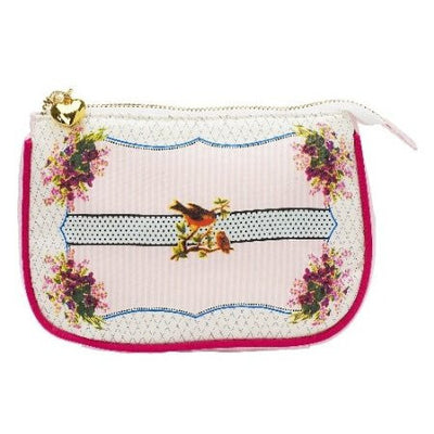 """Paris Deco"" Cosmetic Bag, Lisabeth Dahl, Putti Fine Furnishings"