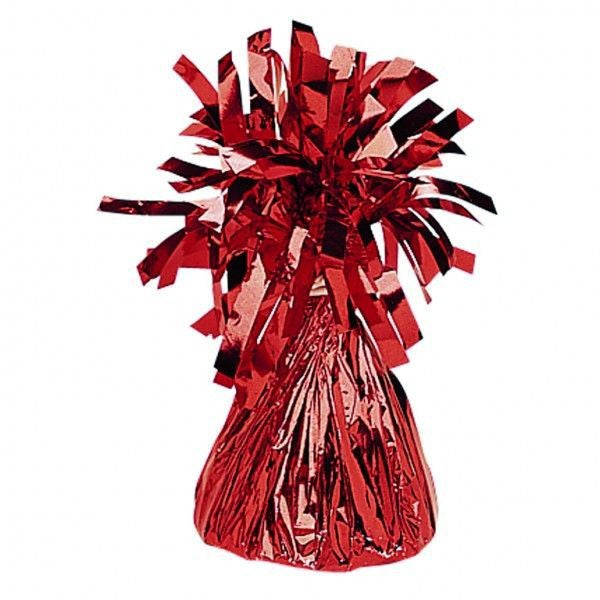 Red Foil Balloon Weight, Surprize Enterprize, Putti Fine Furnishings
