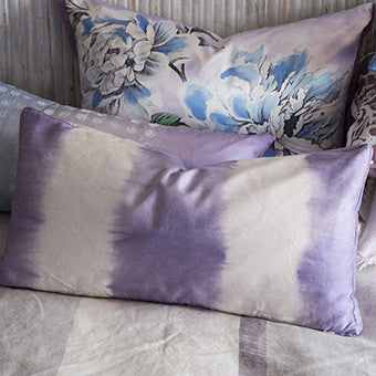 Designers Guild Rokechi Lilac Cushion Sale -50%-Pillow-DG-Designers Guild-Lilac-Putti Fine Furnishings