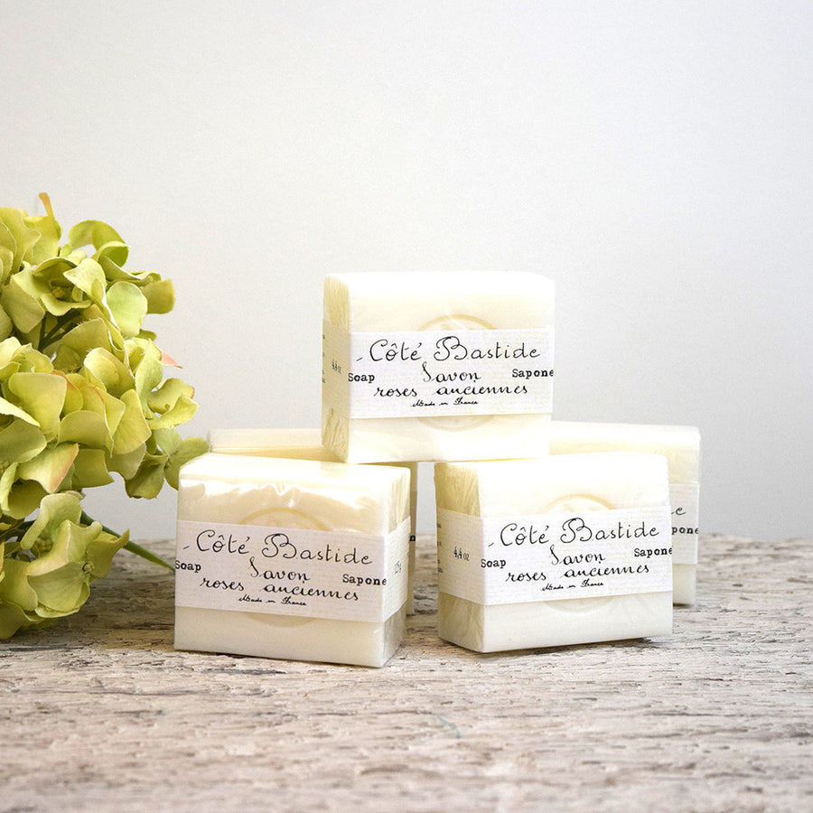 Cote Bastide Soap -  Roses Anciennes
