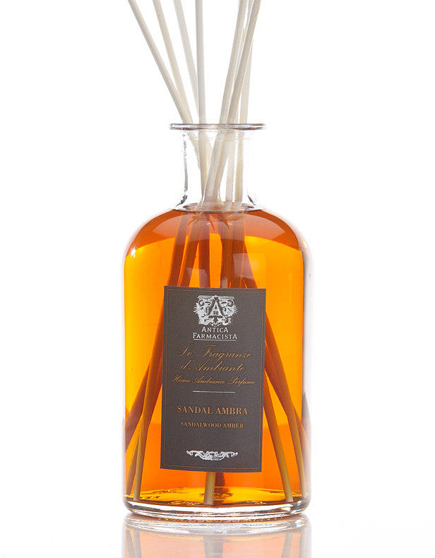 Antica Farmacista Manhatten Diffuser-Home Fragrance-AF-Antica Farmacista-500ml Manhatten Diffuser - Special Order 2 weeks-Putti Fine Furnishings