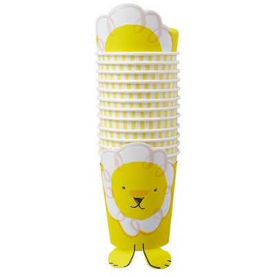 Arriving Soon! Silly Circus - Paper Cups -  Party Supplies - Meri Meri UK - Putti Fine Furnishings Toronto Canada - 2