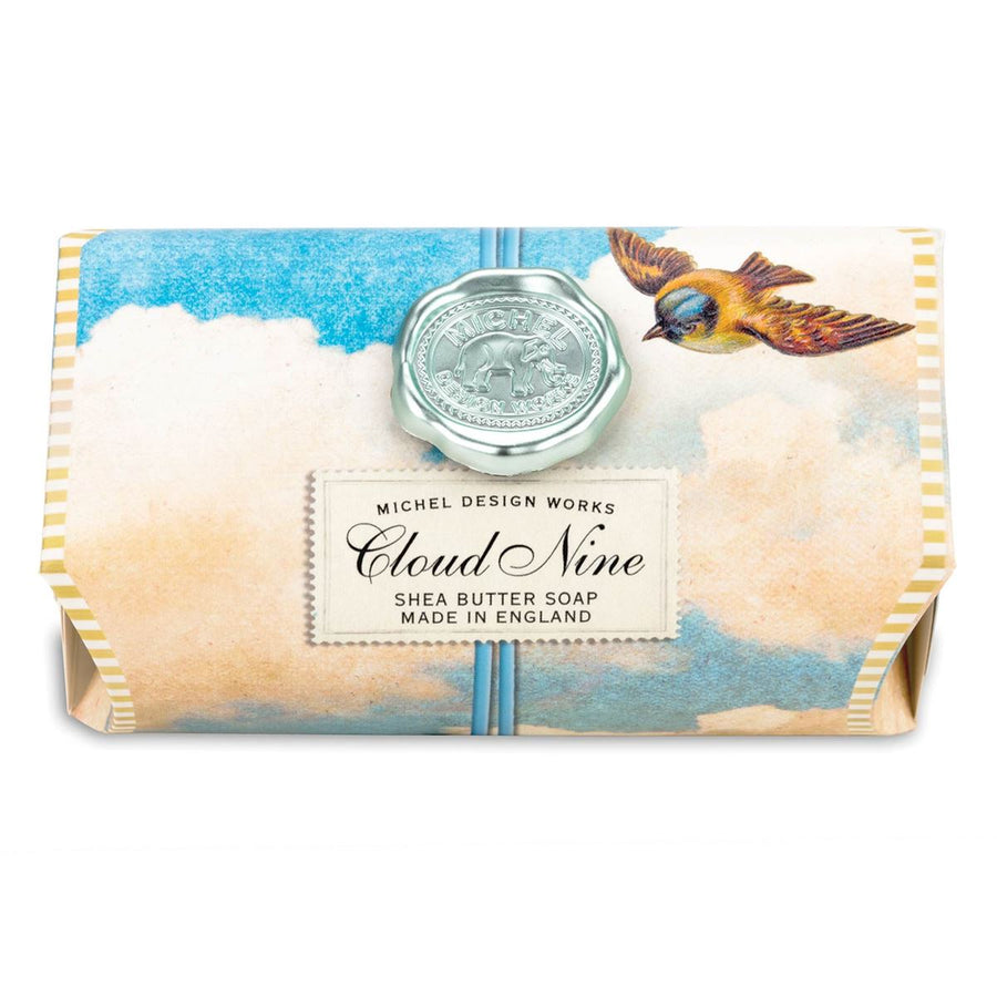"""Cloud Nine"" Large Bath Soap"