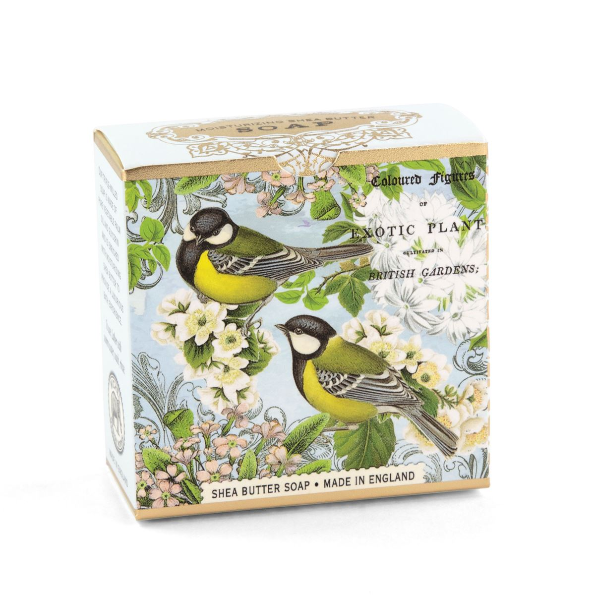 Michel Design Works A Little Soap - Chickadees | Putti Fine Furnishings Canada