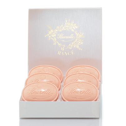 Rance - Fleurette Soap-Personal Fragrance-RNC-Rance-Gift box - 6 100g Soaps-Putti Fine Furnishings