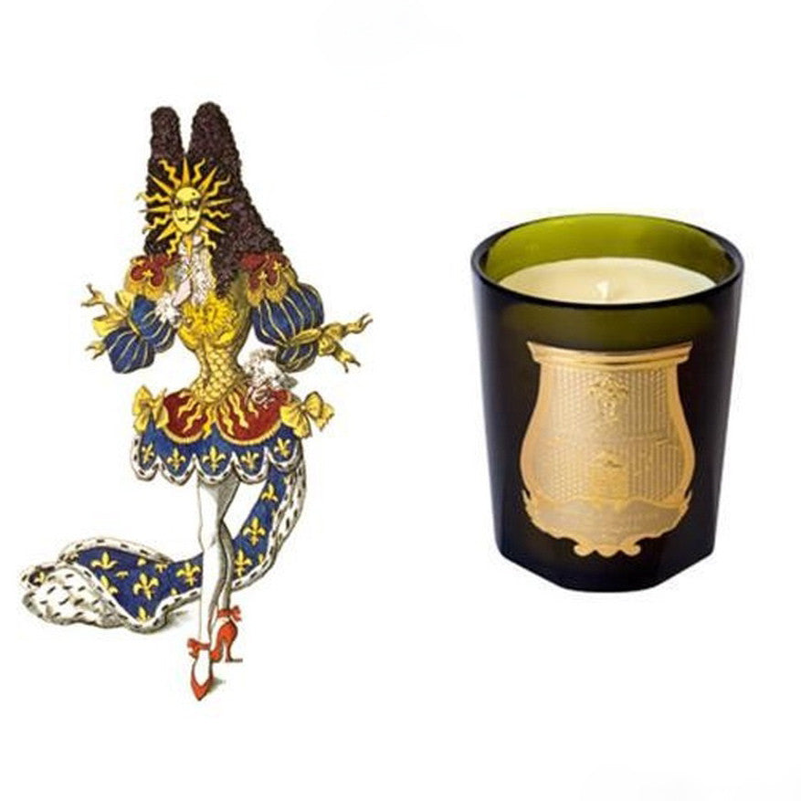 Cire Trudon Candle - Solis Rex -  Candles - Cire Trudon - Putti Fine Furnishings Toronto Canada - 1