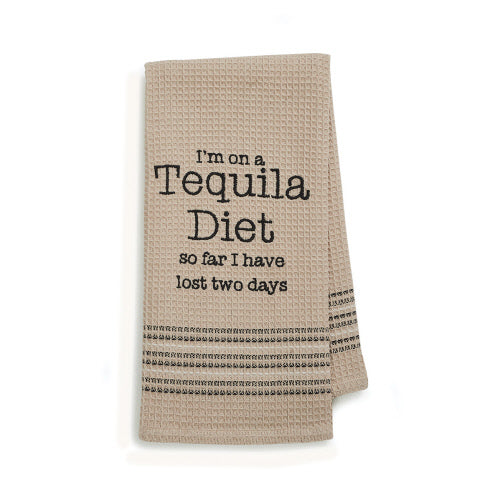 Dry Wit Towel - Tequila