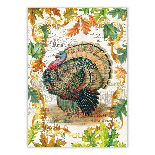 Michel Design Works Fall Harvest Tea Towel