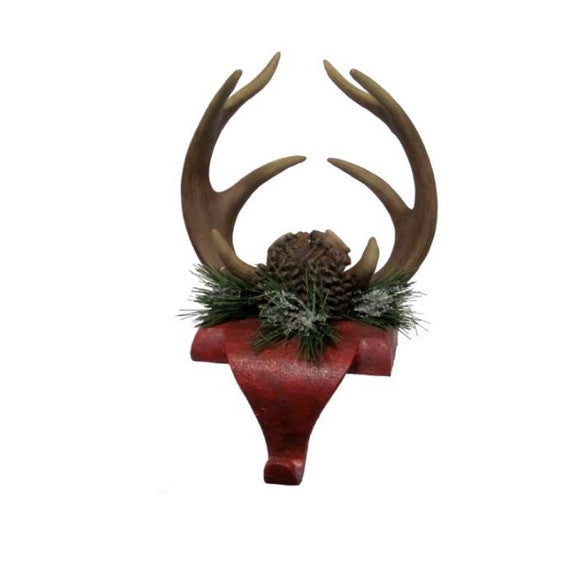 Antler Stocking Holder