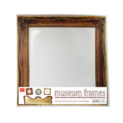 """Museum Frames"" Pre  Framed Jumbo Stick it Pads, DCI, Putti Fine Furnishings"