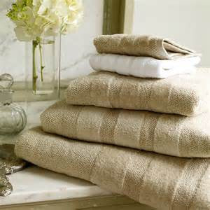 Designers Guild Coniston Parchment Towels -  Towel - Designers Guild - Putti Fine Furnishings Toronto Canada - 2