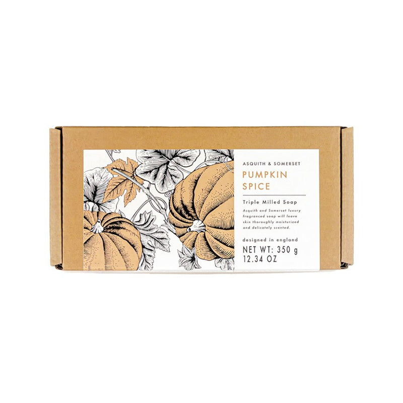 Asquith & Somerset Pumpkin Spice Soap | Putti Fine Furnishings