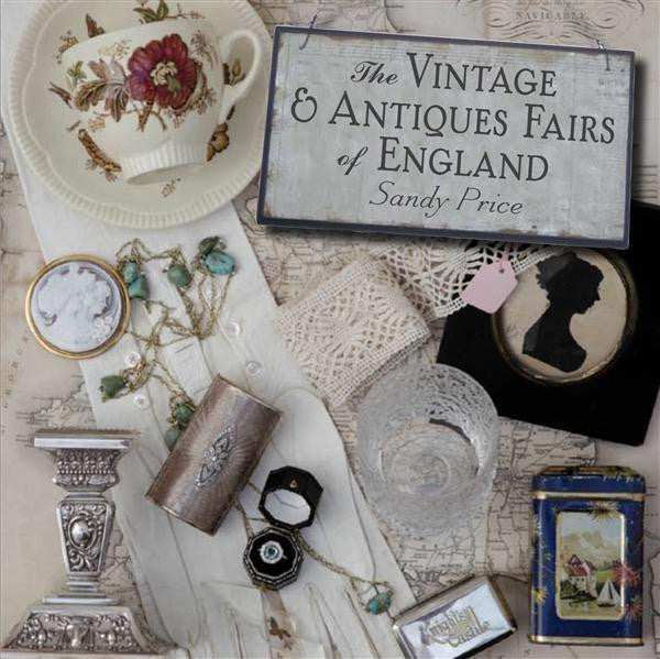 The Vintage and Antique Fairs of England-Book-Frances Lincon-Putti Fine Furnishings