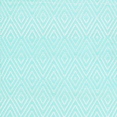 Diamond Indoor Outdoor Rug - Aqua