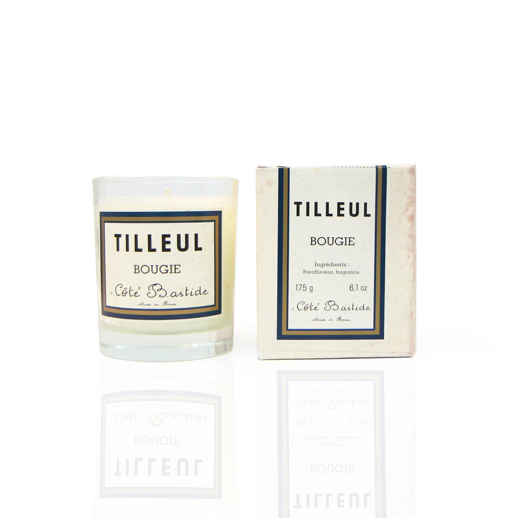 Cote Bastide Candle Boxed - Tilleul, CB-Cote Bastide, Putti Fine Furnishings