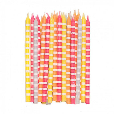 Meri Meri Pastel Birthday Candles -  Party Supplies - Meri Meri UK - Putti Fine Furnishings Toronto Canada - 5