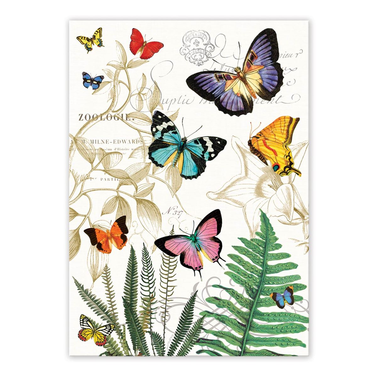 Michel Design Works Papillon Kitchen Towel | Putti Fine Furnishings