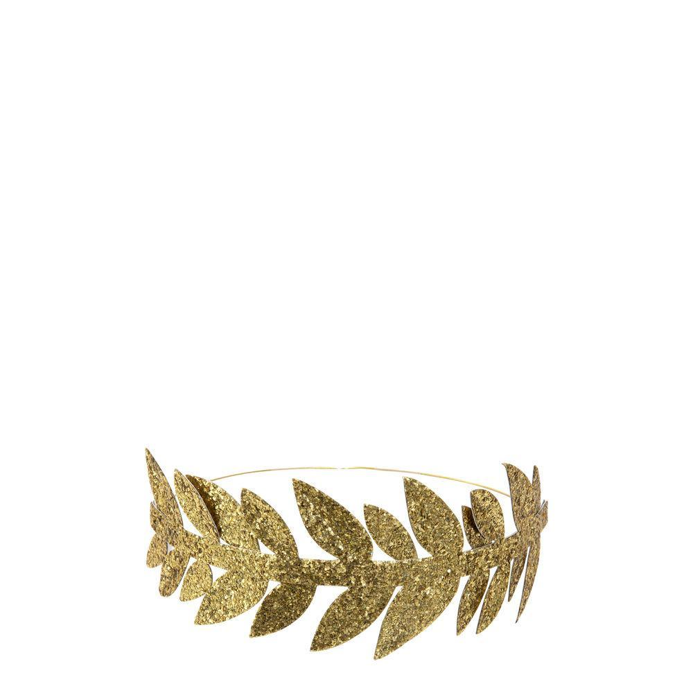 Meri Meri Gold Leaf Party Crowns | Putti Party Supplies Canada