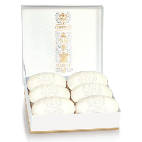Rance Imperiale Triomphe Soap-Personal Fragrance-RAN-Rance-Gift box - 6 100g Soaps-Putti Fine Furnishings