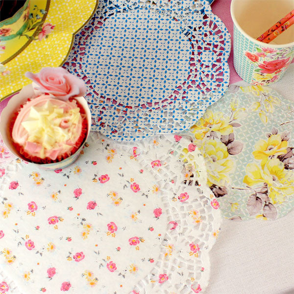 Truly Scrumptious Doilies-Party Supplies-TT-Talking Tables-Putti Fine Furnishings
