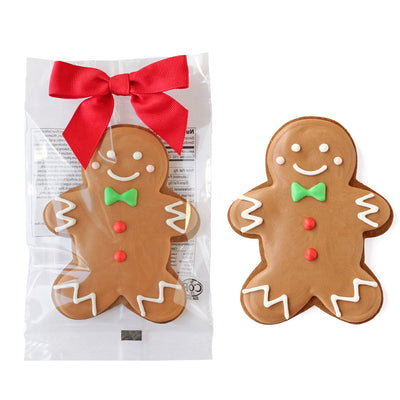 Couple of Squares - Gingerbread Christmas Cookie
