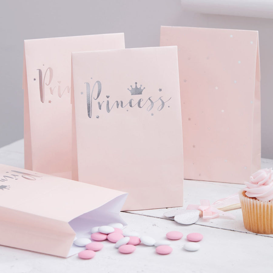 """Princess Perfection"" Party Bags, GR-Ginger Ray UK, Putti Fine Furnishings"