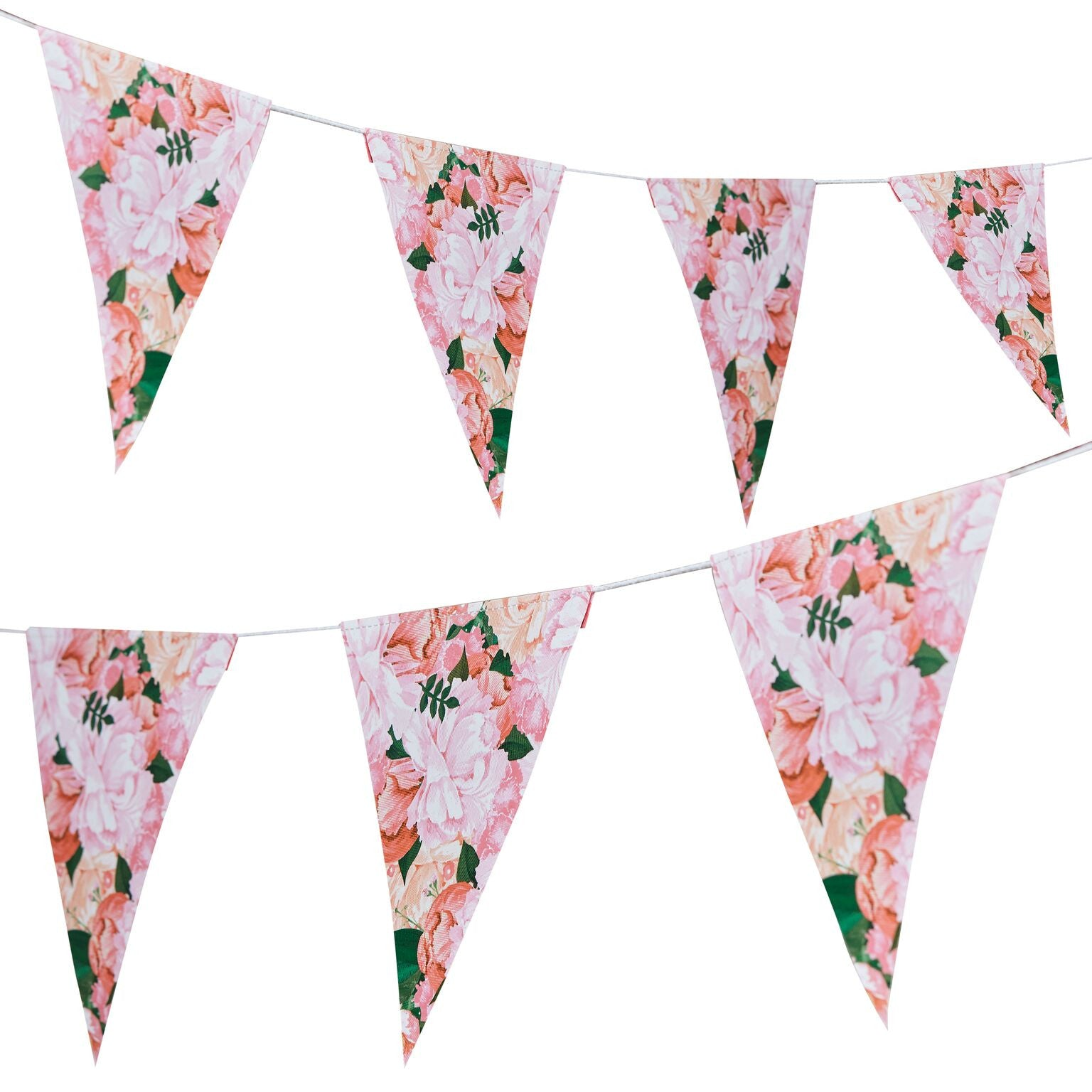 """Boho"" Vintage Floral - Bunting, GR-Ginger Ray UK, Putti Fine Furnishings"