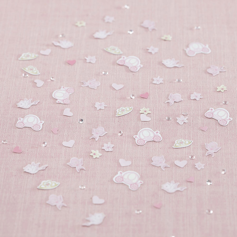 Princess Tiara and Crystal Party Confetti, GR-Ginger Ray UK, Putti Fine Furnishings