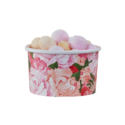 """Boho"" Floral - Treat Cup -  Party Supplies - Ginger Ray UK - Putti Fine Furnishings Toronto Canada - 1"