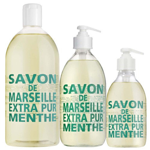Compagnie de Provence Liquid Soap - Mint Tea, CDP- Compagnie de Provence, Putti Fine Furnishings