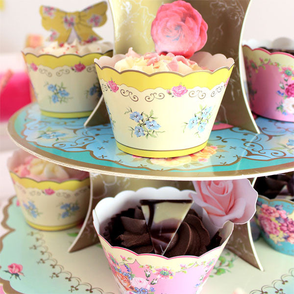 Truly Scrumptious Cake Wraps and Toppers -  Part - Talking Tables - Putti Fine Furnishings Toronto Canada - 4