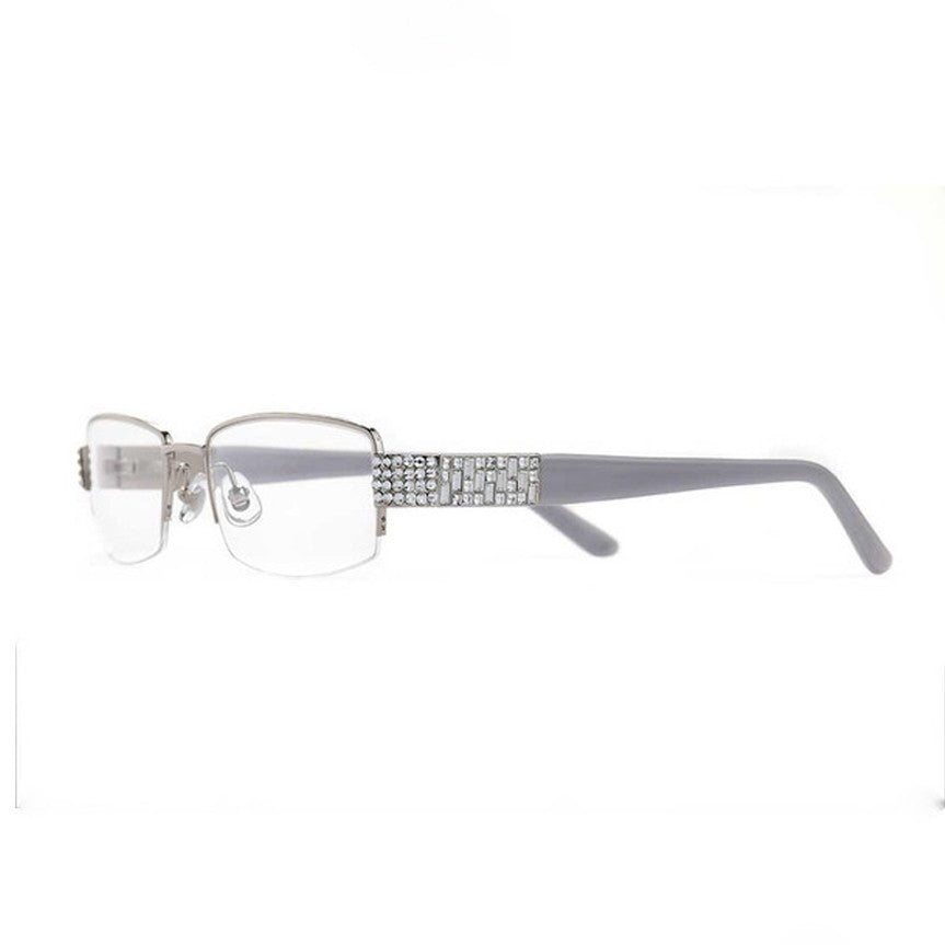 "Jimmy Crystal ""Wintour"" Reading Glasses, Jimmy Crystal, Putti Fine Furnishings"