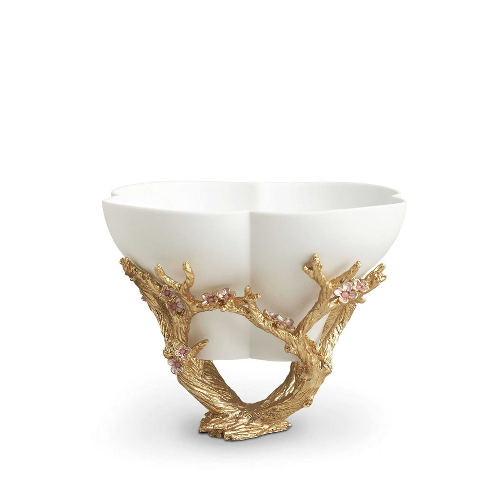L'Objet Blossom Bowl -  Accessories - L'Objet - Putti Fine Furnishings Toronto Canada