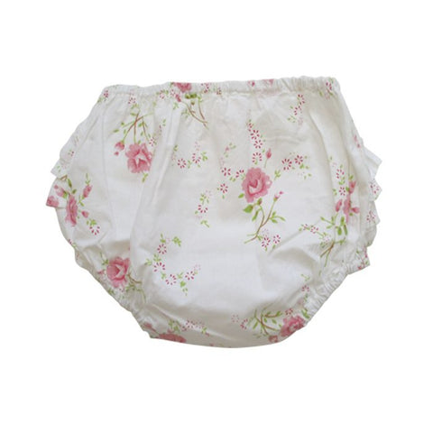 Pink Rose Frilly Knickers-Frilly Knickers-PC-Powell Craft Uk-Putti Fine Furnishings