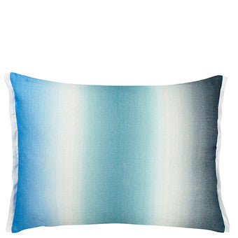 Designers Guild Yuzen Cornflower Cushion-Pillow-DG-Designers Guild-ornflower-Putti Fine Furnishings