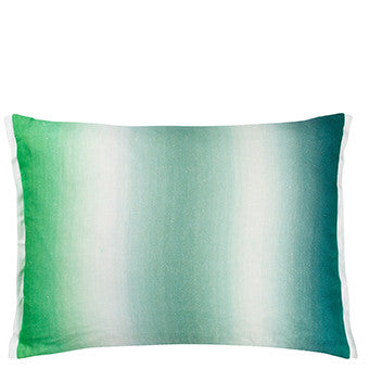 Designers Guild Yuzen Jade Cushion Sale -50%-Pillow-DG-Designers Guild-Jade-Putti Fine Furnishings