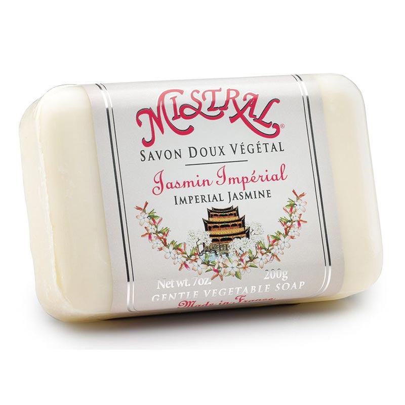 Mistral Classic French Soap - Imperial Jasmine, ME-M-Mistral, Putti Fine Furnishings