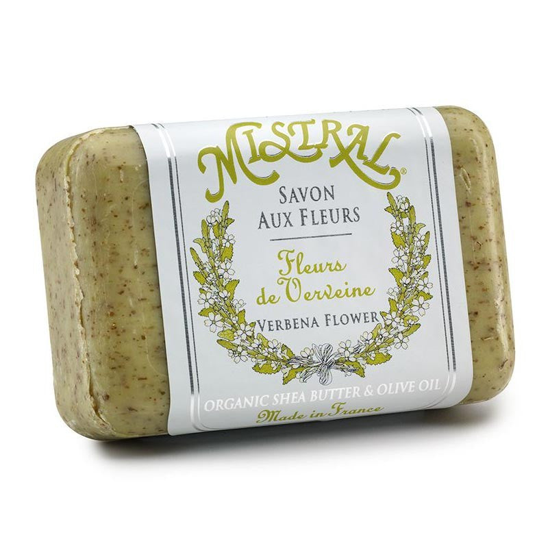 Mistral Classic French Soap - Verbena Flower