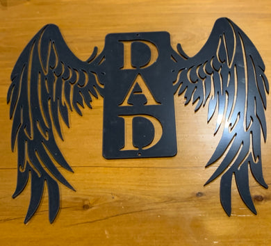 Angel Wings - Dad