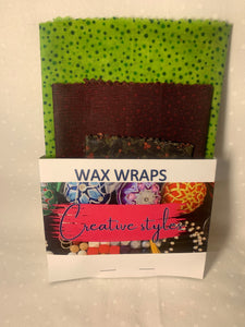 Wax Wraps - Salsa